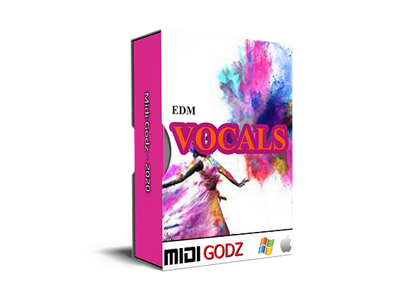 EDM Vocal Pack & Loops