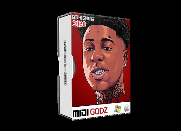 NBA YoungBoy Type MIDI Kit