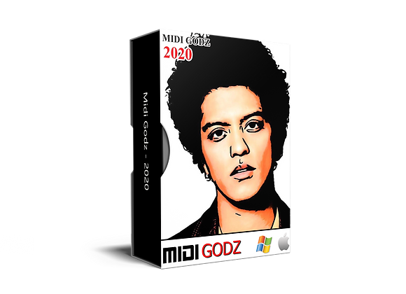Bruno Mars Type MIDI Kit