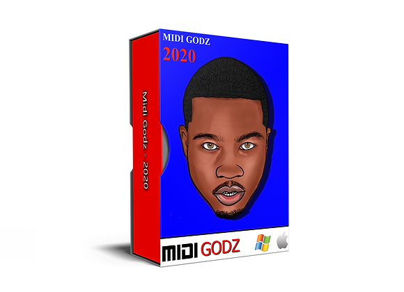 Roddy Rich Type MIDI Kit