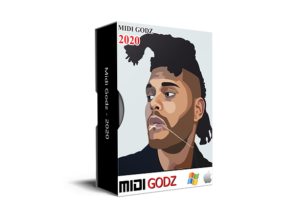 The Weeknd Type MIDI Kit
