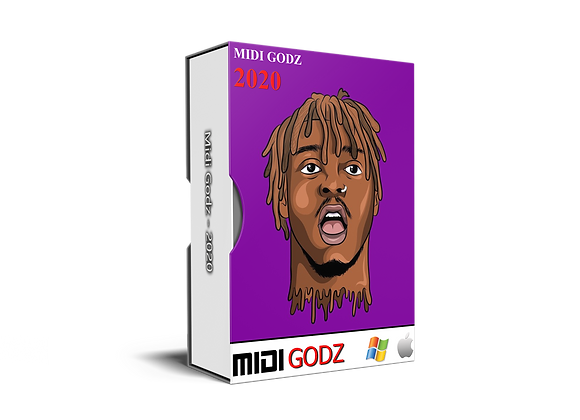 Juice WRLD Type MIDI Kit