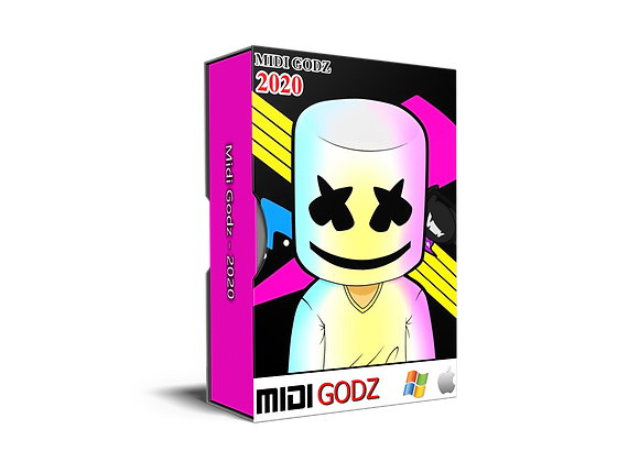 Marshmello Type MIDI Kit