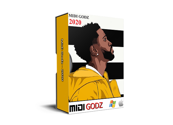 Big Sean Type MIDI Kit