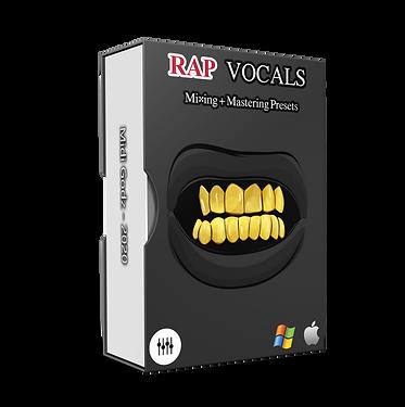Rap Vocals Presets - MIDI GODZ