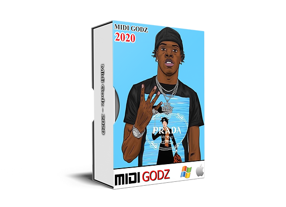 Lil Baby Type MIDI Kit