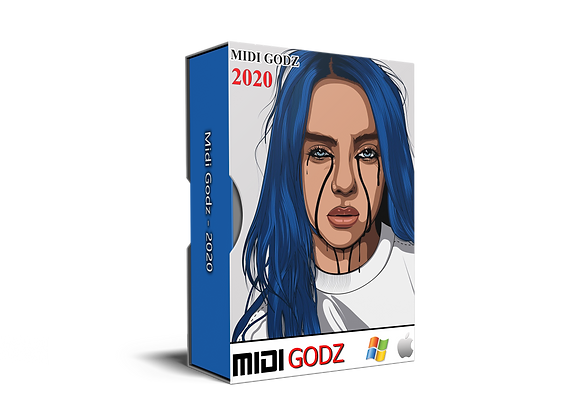 Billie Eilish Type MIDI Kit