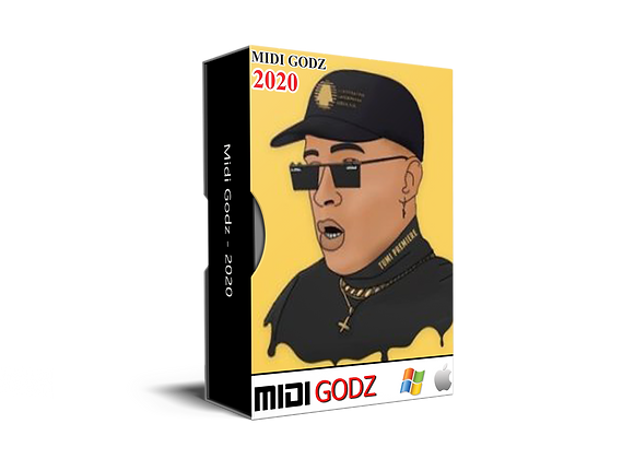 Bad Bunny Type MIDI Kit