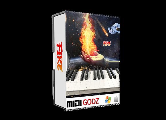Midi Godz - Fire  VST