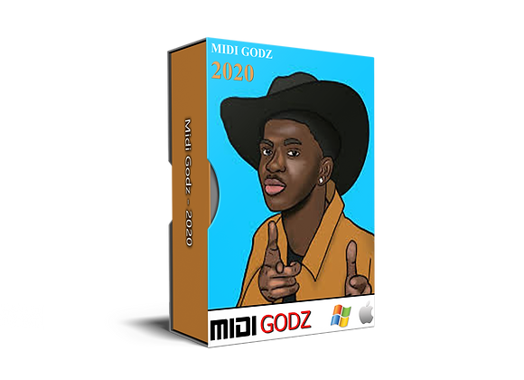 Lil Nas X Type MIDI Kit