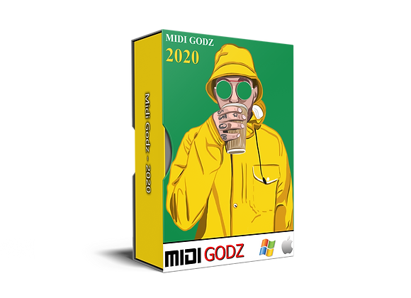 Mac Miller Type MIDI Kit