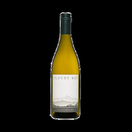 Cloudy Bay Chardonnay Wine Spectator 91pts