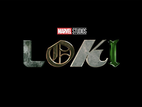 I Don't Hate It: Loki Typography for Upcoming Series