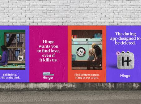 I Don't Love It: Hinge Campaign