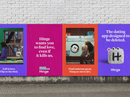 I Don't Love It: Hinge Campaign
