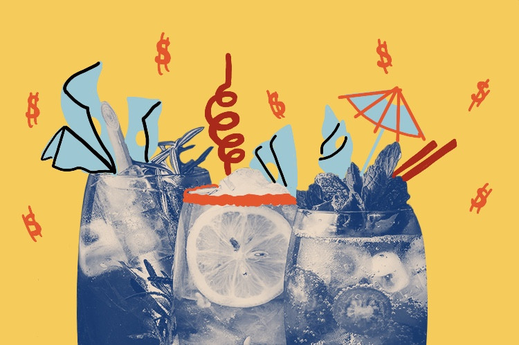 Drink Hacks to Save Money