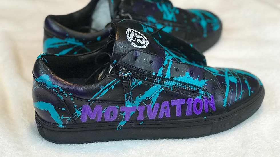 Custom Kicks By Big Herc916