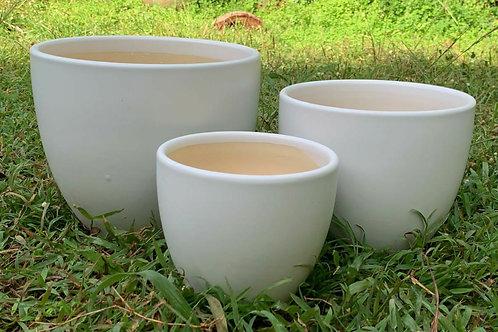 101 - Matte Ceramic Pot