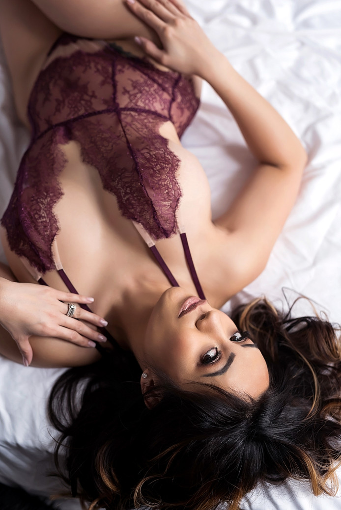 Sierra Elegance Boudoir Photography