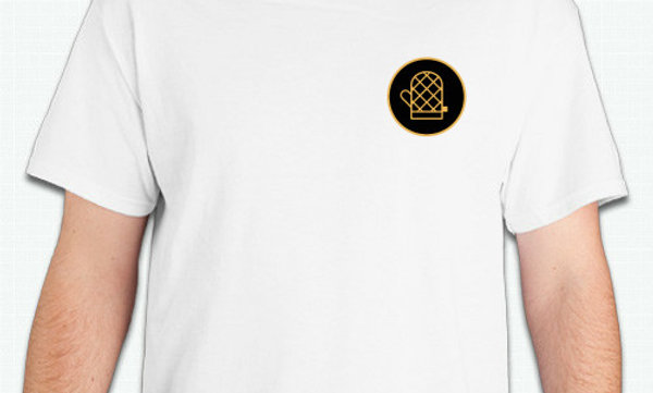 PastryNow T-Shirt (Comes with $10 Coupon!)