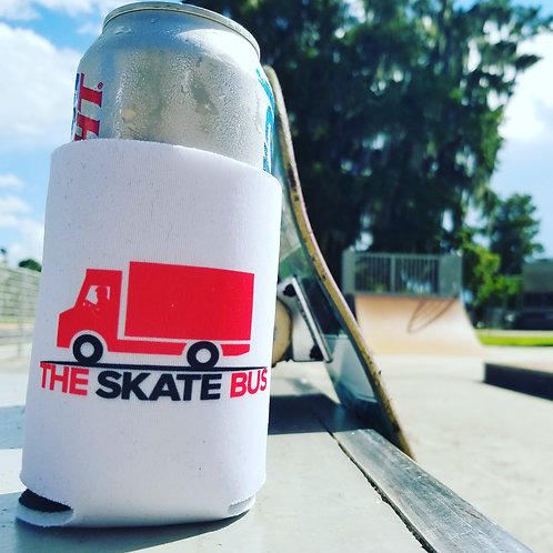 The Skate Bus Koozie