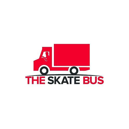 The Skate Bus Sticker