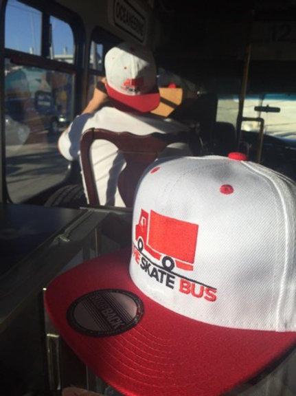 The Skate Bus Hat