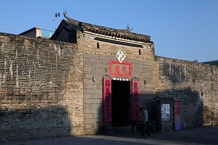 Fanling_Entrance of Kun Lung Wai.jpg
