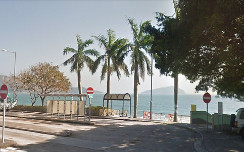 Cheung Sha Beach Taxi Stop.jpg