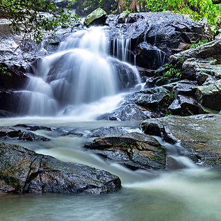 Tseung Kwan O_Little Hawaii Waterfall_Te