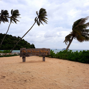 Phi Phi Village Island