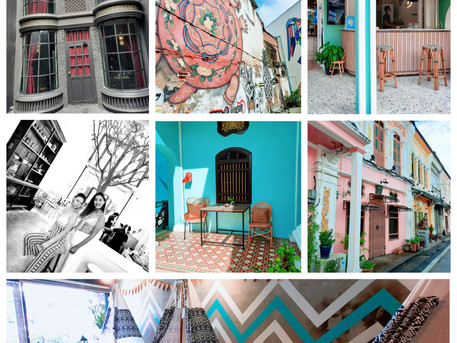 Instagram-Worthy Spots in Phuket Old Town