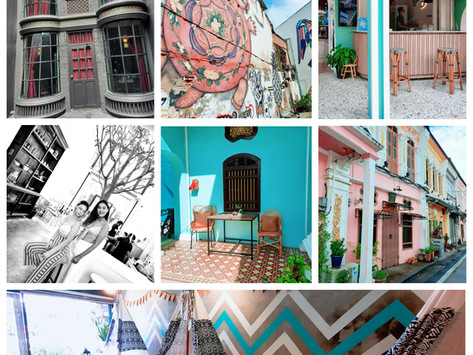 Instagram-Worthy Spots in Phuket Old Town