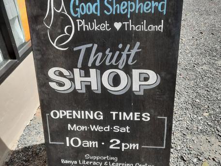The Good Shepherd Thrift Shop
