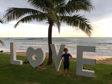 Kid Crazy in Khao Lak