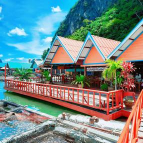 When in Phang Nga Bay