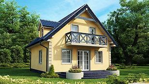 Yuvam Prefabrik - Çelik Villa
