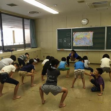 キッズクラス(小学校)