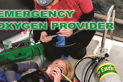 Emergency Oxygen Provider Course