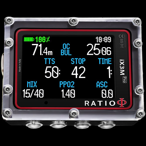 Ratio iX3M [PRO] Tech+