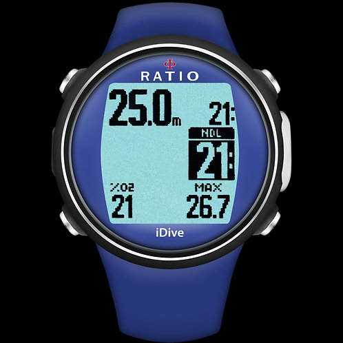 Ratio iDive Sport Tech+