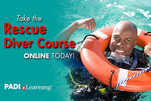 ONLINE - Rescue Diver