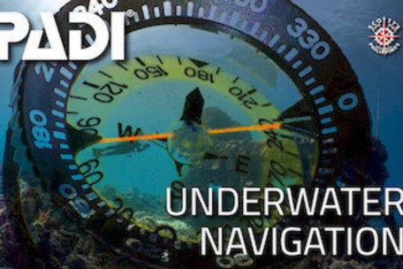 Underwater Navigator Specialty Course - 2020