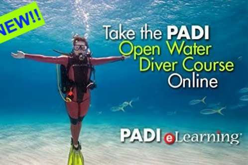 ONLINE - Open Water Diver Course
