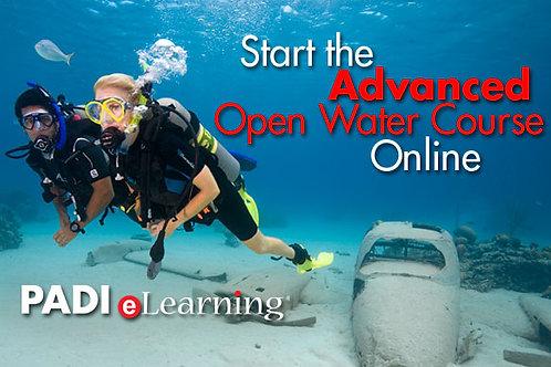 ONLINE - Advanced Open Water