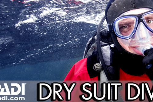 Drysuit Specialty Course