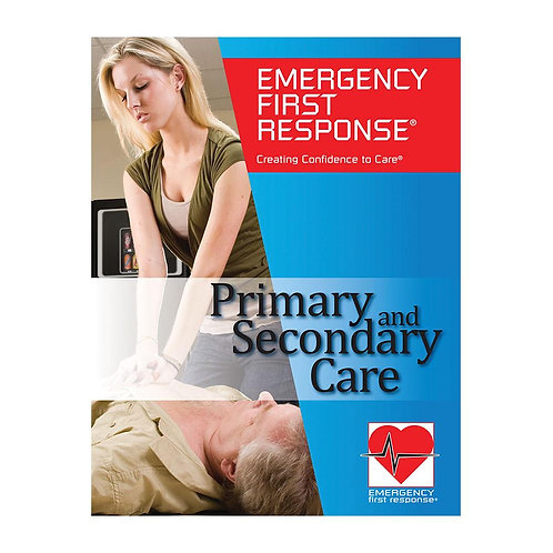 EFR Primary (CPR) & Secondary (FA) Care and AED