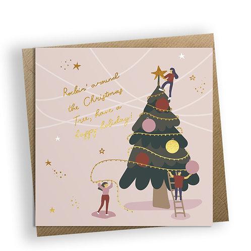 6 Christmas Joy - Rockin' Around the Christmas Tree