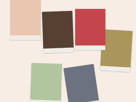 Colour Crushing Colour Palettes