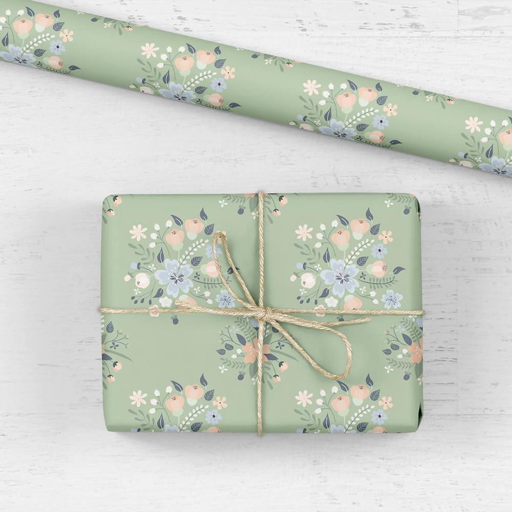 Wrap from Christine Gardner Design